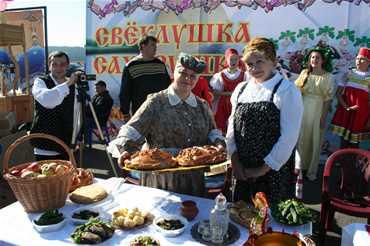 Фестиваль «Свеклушка - Сахарушка»