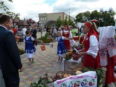 IV туристский фестиваль  «Задонские осенины»