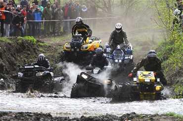 Чемпионат по автомногоборью «Апрельский кураж»