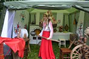 Фестиваль традиций «Ведровский погребок»