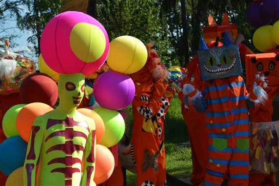 Международный фестиваль уличной культуры «Арт-Овраг»