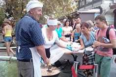Фестиваль национальных кухонь народов Крыма «Лукоморье»