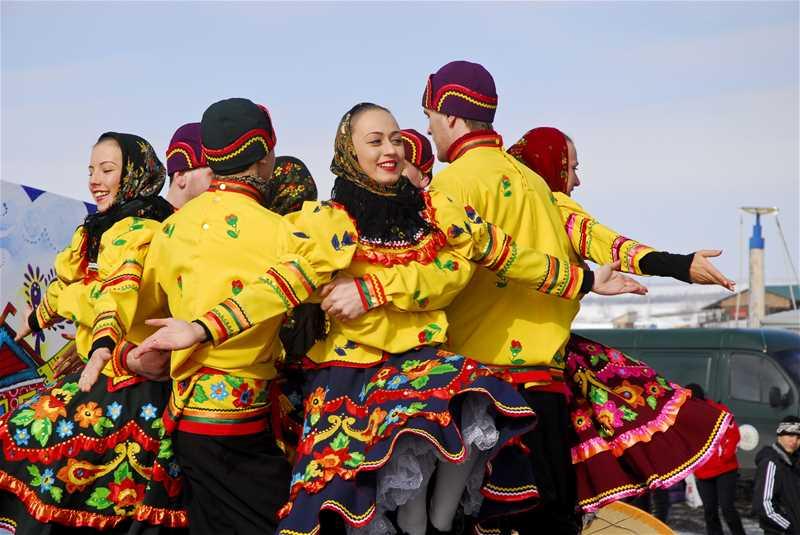 Фестиваль 'Сибирская масленица' - 1
