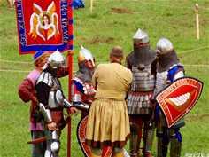 Фестиваль средневековой культуры «Железный град»