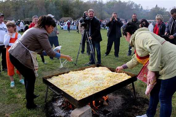 Фестиваль 'Елецкий пир для гостей со всех волостей'