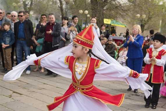 Областной праздник «Навруз»