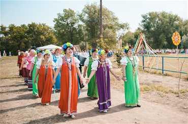 Межрегиональный фестиваль «Зеленые святки»