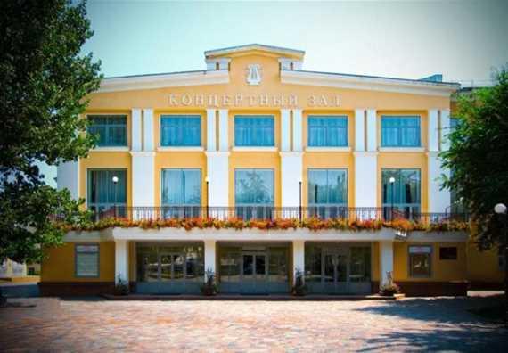 Гала-концерт, посвященный 80-летию Астраханской государственной филармонии