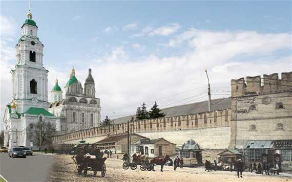Выставка «Времен связующая нить» к 300-летию Астраханской губернии