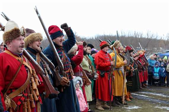 Фестиваль исторической реконструкции 'СтрЕлец'