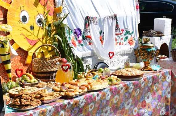 Гастрономический Фестиваль «Августовские Спасы»