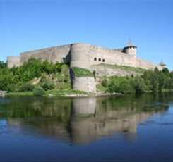 Крепости и усадьбы Ингерманландии Изображение 0
