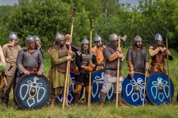 Фестиваль исторической реконструкции «Боровской курган»