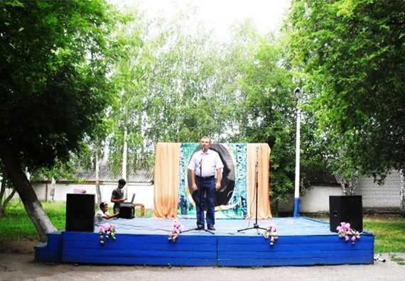 Поэтический фестиваль  им. М.П. Смирновой