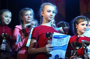 Фестиваль-конкурс 'Театральный Калейдоскоп'