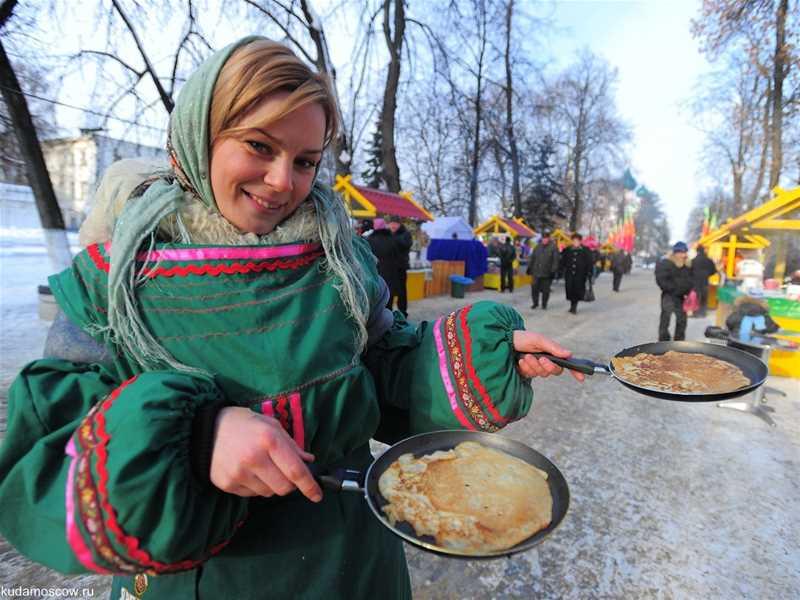 Главные масленичные события Нижегородской области