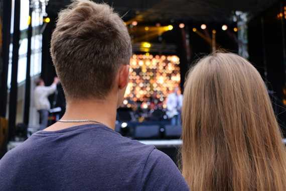 Музыкальный фестиваль Because of the Beatles