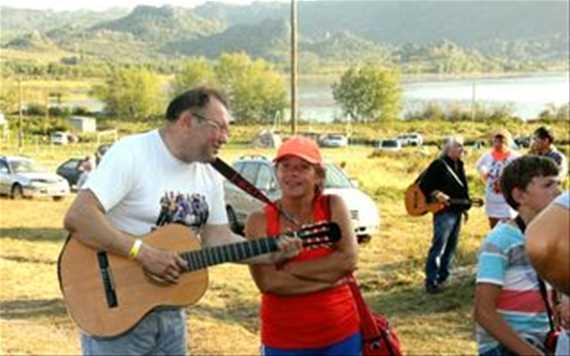 Фестиваль бардовской песни «Звенигора»