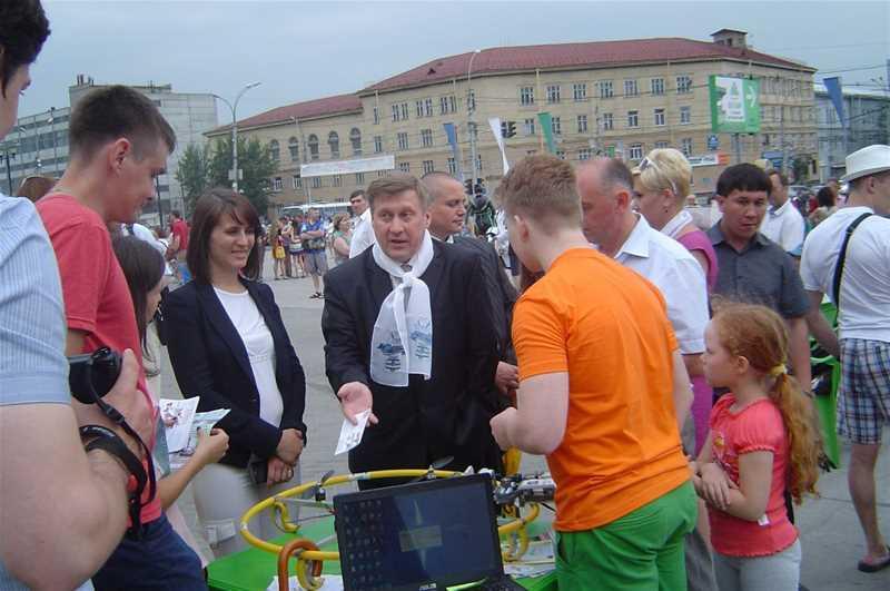 Фестиваль технического творчества «TECHNO fest» - 1