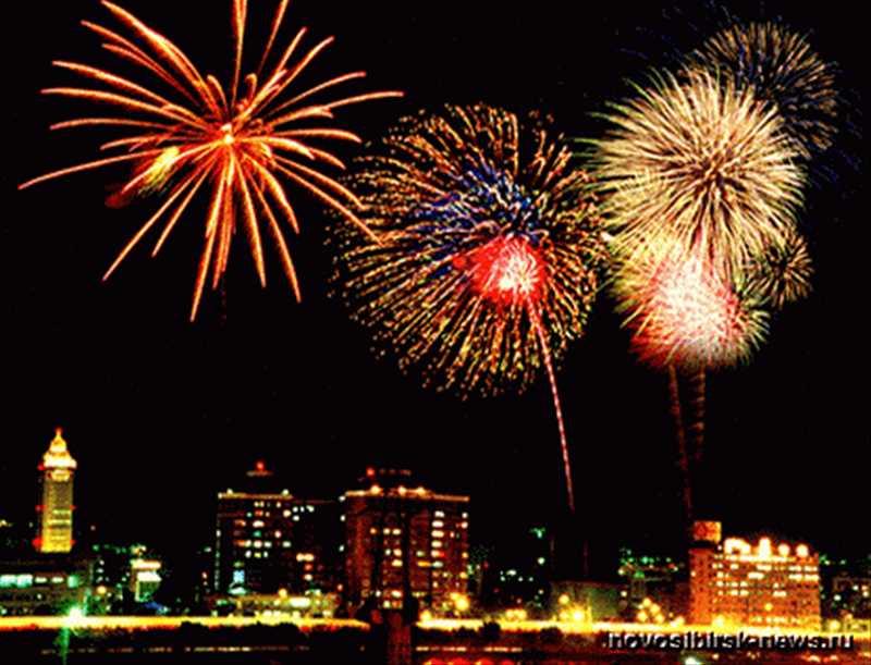 Фестиваль фейерверков «Огни в честь любимого города!» - 1