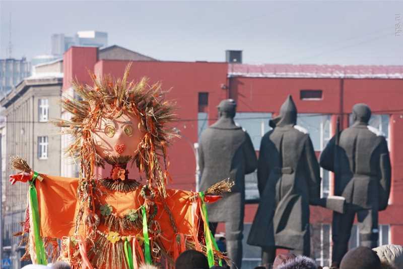 Народное праздничное гуляние «Широкая Масленица» - 1