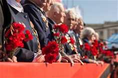 Межпоселенческая традиционная встреча ветеранов ВОВ «Дорога жизни»