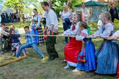 XII  Фестиваль национальных культур «В гостях у Олениных