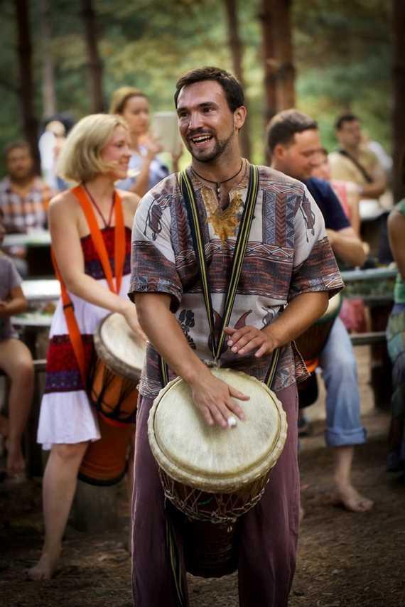 Музыкальный фестиваль Sun Drums Fest