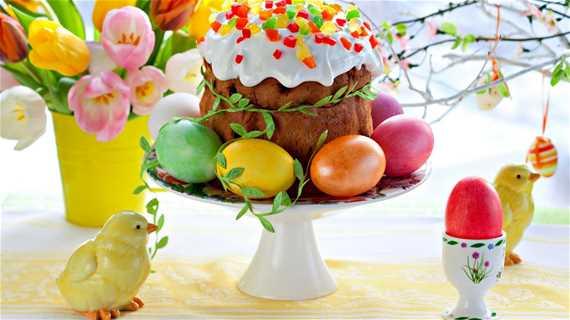 Календарно-обрядовый праздник «Пасха»