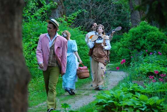 Театральный фестиваль «Мелиховская весна» 2017