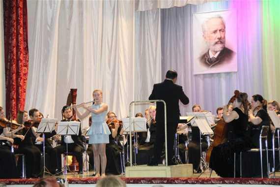 Фестиваль «Дни Чайковского» в Алапаевске