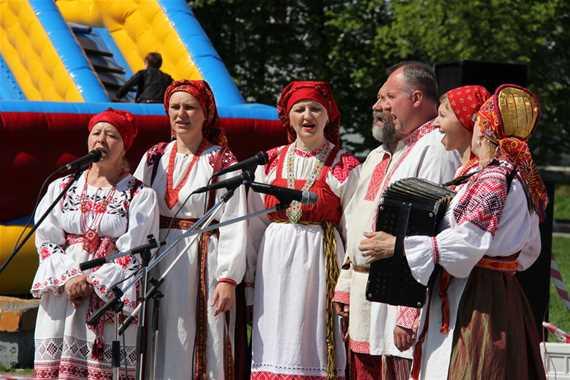 IX Областной фестиваль-конкурс академических хоров и ансамблей «Возрождение»