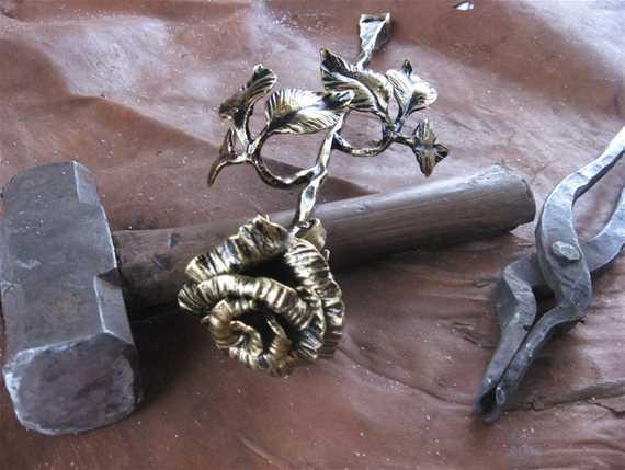 Фестиваль художественной ковки «Железная роза»