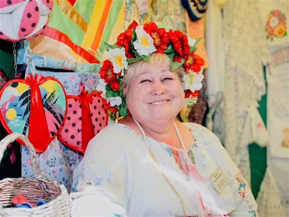 Фестиваль лоскутного шитья «Лоскутная мозаика»