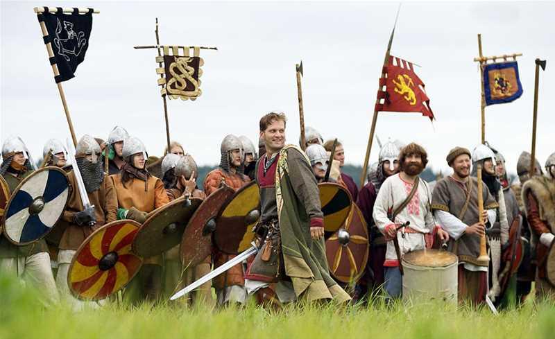 Исторические реконструкции: главные битвы мая