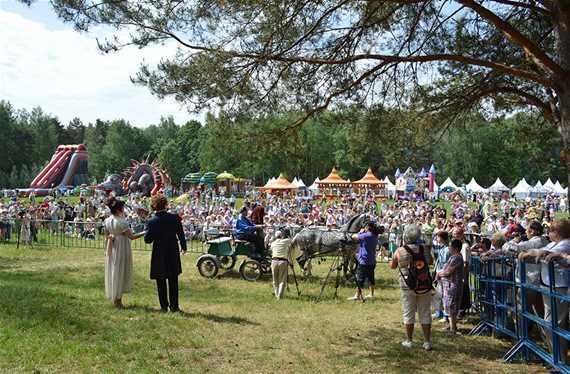 Международный Пушкинский фестиваль