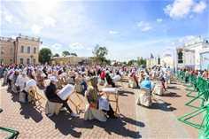 III Международный фестиваль кружева «Vita Lace»