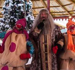 Рождественские встречи в Переславле Залесском у царя Берендея Изображение 4