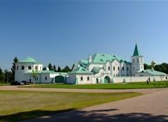 Пушкин - Павловск (Ратная Палата и Павловский дворец)
