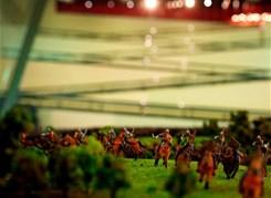Сказание о Мамаевом побоище (Кашира – Красный холм – Куликово поле)