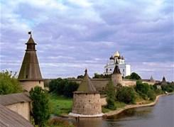 Псковские земли-Дом святой Троицы