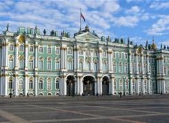 Эрмитаж + обзорная экскурсия по Санкт-Петербургу