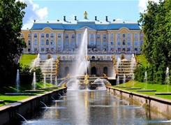 Петергоф: 2 дворца