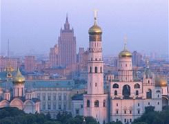 «Сердце Москвы - Кремль»  (территория Кремля с одним собором)