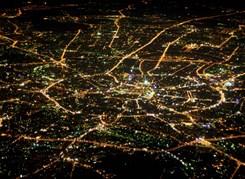 Автобусная экскурсия по вечерней Москве «Огни Большого Города»