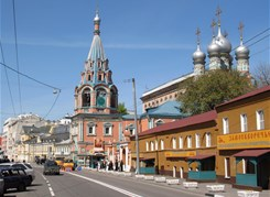 Автобусная обзорная экскурсия «Моя Москва»