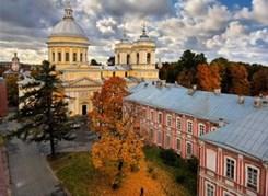Золотая риза Петербурга (часть 2)