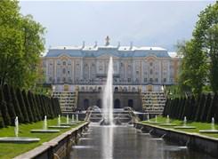 Петергоф (Большой дворец и фонтаны Нижнего парка) по будним дням