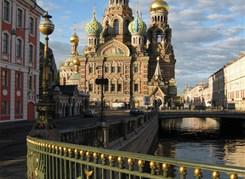 Православные храмы Петербурга