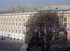 Корона Российской империи (Алмазный фонд, пешеходная)